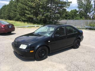 Used 2001 Volkswagen Jetta GLS for sale in Scarborough, ON