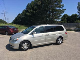 Used 2005 Honda Odyssey EX-L for sale in Scarborough, ON