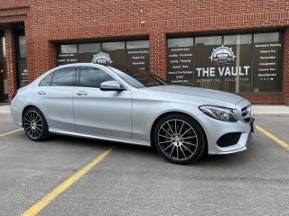 Used 2016 Mercedes-Benz C-Class C 300 for sale in Concord, ON