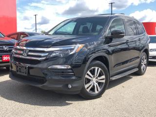 Used 2017 Honda Pilot EX-L Navi, one owner, navigation for sale in Toronto, ON