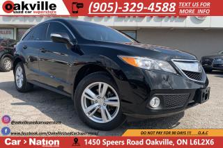 Used 2014 Acura RDX TECH PKG | NAVI | B/U CAM | ROOF | LEATHER for sale in Oakville, ON