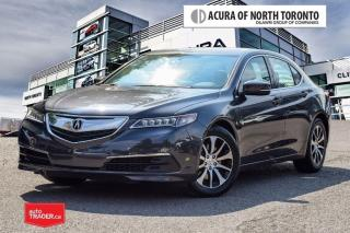 Used 2016 Acura TLX 2.4L P-AWS Rates From 1.9%7 Year Warranty Included for sale in Thornhill, ON