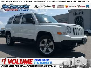 Used 2012 Jeep Patriot LIMITED | LEATHER | SUN | NAV | HTD SEATS!!! for sale in Milton, ON