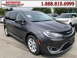 Used 2018 Chrysler Pacifica Touring-L Plus for sale in Richmond, BC