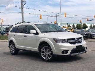 Used 2018 Dodge Journey *GT*AWD*7 Pass*DVD*Sunroof*Leather for sale in Mississauga, ON