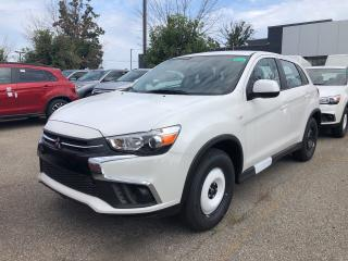 Used 2019 Mitsubishi RVR ES for sale in Mississauga, ON