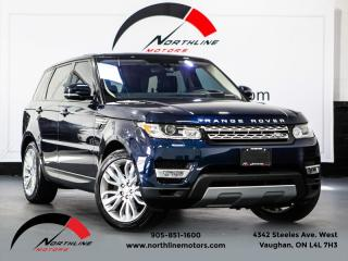 Used 2016 Land Rover Range Rover Sport Td6 HSE|Navigation|Pano Roof|Soft Close Doors|Vented Seats for sale in Vaughan, ON