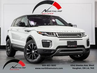 Used 2017 Land Rover Evoque SE|Navigation|Camera|Pano Roof|Heated Leather|Power Tailgate for sale in Vaughan, ON