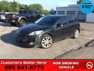 Used 2010 Mazda MAZDA3 GT  4dr HB Sport Auto GT ( AS TRADED ) for sale in St. Catharines, ON