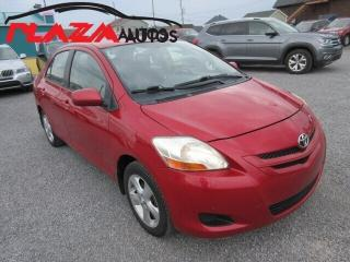 Used 2007 Toyota Yaris BASE for sale in Beauport, QC