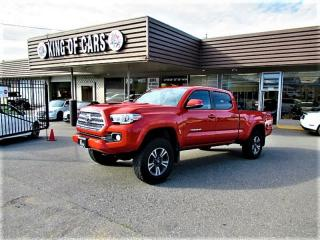 Used 2017 Toyota Tacoma TRD SPORT - DOUBLE CAB - 4X4 for sale in Langley, BC