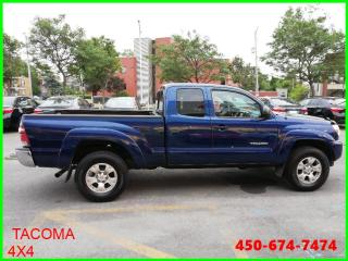 Used 2015 Toyota Tacoma * DOUBLURE DE CAISSE * for sale in Longueuil, QC