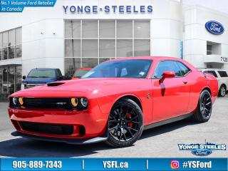 Used 2016 Dodge Challenger SRT Hellcat for sale in Thornhill, ON