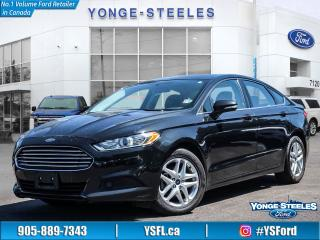 Used 2014 Ford Fusion SE for sale in Thornhill, ON