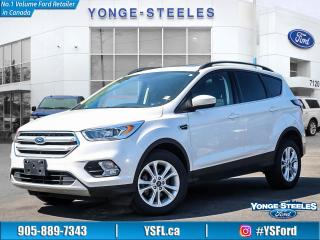 Used 2018 Ford Escape SEL for sale in Thornhill, ON