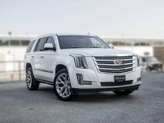 Used 2018 Cadillac Escalade Platinum I NAVIGATION I BACKUP for sale in Toronto, ON
