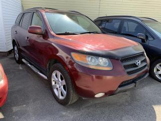 Used 2007 Hyundai Santa Fe V6 AWD for sale in Pointe-Aux-Trembles, QC