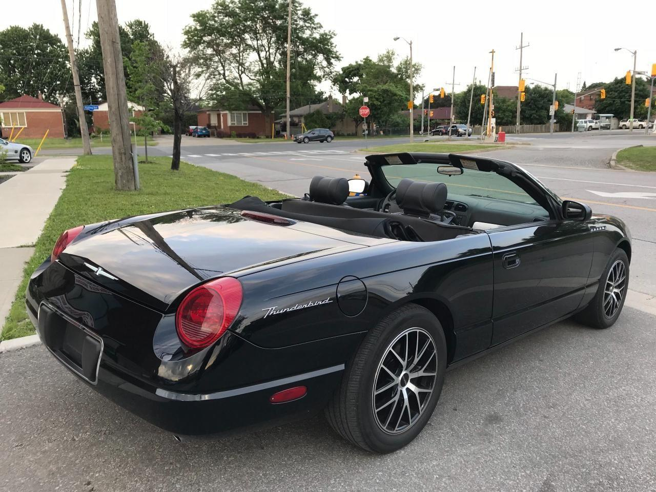 Used 2002 Ford Thunderbird ROADSTER for Sale in Rexdale