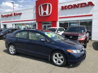 Used 2006 Honda Civic Sdn LX for sale in Campbell River, BC