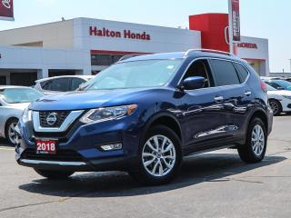 Used 2018 Nissan Rogue SV for sale in Burlington, ON