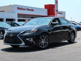 Used 2017 Lexus ES 350 ES350 for sale in Burlington, ON
