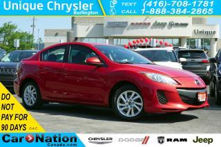 Used 2013 Mazda MAZDA3 GS-SKY| SUNROOF| HEATED SEATS| REMOTE START for sale in Burlington, ON