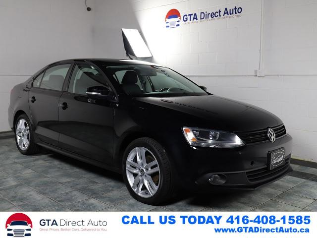 2014 Volkswagen Jetta Trendline+ TDI Bluetooth Alloys DSG Heat Certified