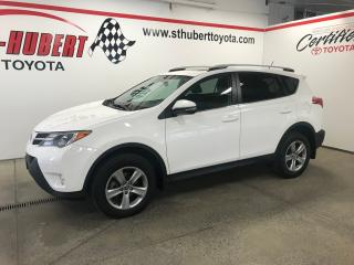 Used 2015 Toyota RAV4 2015 Toyota RAV4 - FWD 4dr XLE for sale in St-Hubert, QC