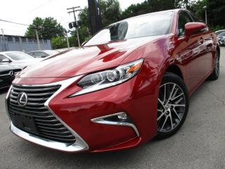 Used 2016 Lexus ES 350 ES 350 | NAVIGATION | BACK-UP CAM | COOLED SEATES for sale in Burlington, ON