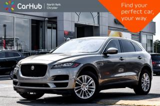 Used 2018 Jaguar F-PACE Prestige|Pano.Sunroof|GPS|Meridian|Bluetooth|Backup.Cam|Keyless.Go| for sale in Thornhill, ON