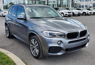 Used 2016 BMW X5 xDrive35i 7 PASSENGER GREAT MILEAGE! for sale in Dorval, QC