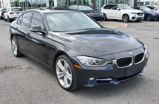 Used 2015 BMW 328 SPORTLINE NAVIGATION REAR VIEW CAMERA for sale in Dorval, QC