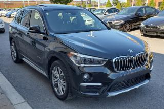 Used 2016 BMW X1 Xdrive28i Rear View for sale in Dorval, QC