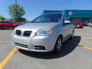 Used 2008 Pontiac Wave Berline 4 portes for sale in St-Eustache, QC