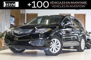 Used 2017 Acura RDX 2017 Acura RDX Tech * Only 12 000km * Certified for sale in Montréal, QC