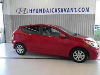 Used 2014 Hyundai Accent 5 GL for sale in St-Hyacinthe, QC