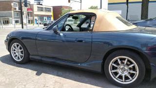 Used 1999 Mazda Miata MX-5 for sale in Montréal, QC