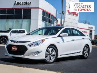 Used 2014 Hyundai Sonata Hybrid 1 OWNER|NO ACCIDENTS|VERY LOW KMS!! for sale in Ancaster, ON