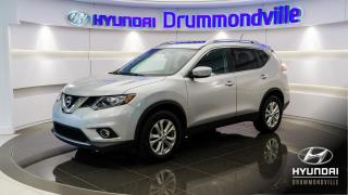 Used 2014 Nissan Rogue SV AWD + TOIT PANO + MAGS + CAMÉRA + FOG for sale in Drummondville, QC