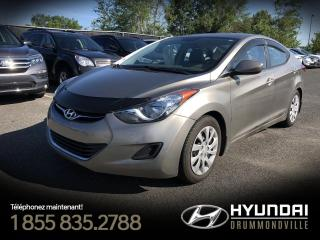 Used 2013 Hyundai Elantra for sale in Drummondville, QC