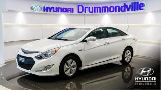 Used 2015 Hyundai Sonata Hybride GARANTIE + CAMERA + CRUISE + WOW! for sale in Drummondville, QC