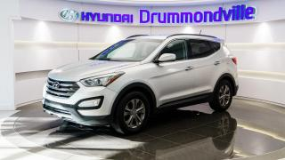 Used 2013 Hyundai Santa Fe Sport GARANTIE + MAGS + CRUISE + BLUETOOTH + A for sale in Drummondville, QC