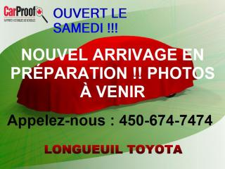 Used 2015 Toyota Corolla CE for sale in Longueuil, QC
