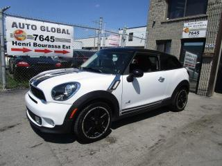Used 2013 MINI Cooper Paceman AWD S ALL4 Mags, Toit Panoramique for sale in Montréal, QC