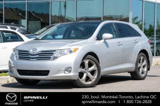 Used 2011 Toyota Venza AIR CLIMATISÉ, SIÈGES EN CUIR, AWD for sale in Lachine, QC