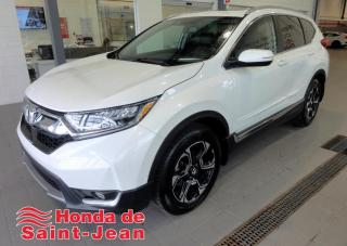 Used 2017 Honda CR-V for sale in St-Jean-Sur-Richelieu, QC