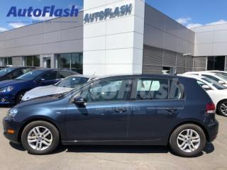 Used 2013 Volkswagen Golf Comfortline 2.5L * Toit-Ouvrant / Sunroof * Mags for sale in St-Hubert, QC