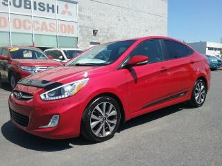 Used 2016 Hyundai Accent SE | TOIT | BLUETOOTH | S. CHAUFFANTS | CRUISE for sale in St-Hubert, QC