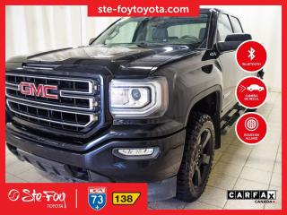 Used 2017 GMC Sierra 1500 4X4 ELEVATION DBL CAB Roue en alliage, Caméra recu for sale in Québec, QC