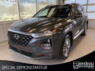 Used 2019 Hyundai Santa Fe DÉMO - Luxury 2.0 - À PARTIR DE 113.57$/SEM* for sale in Ste-Julie, QC
